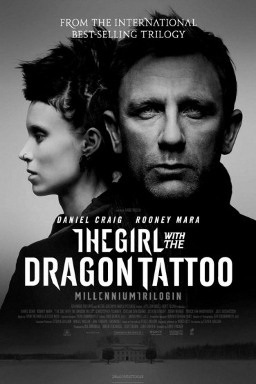 The Girl with the Dragon Tattoo Font