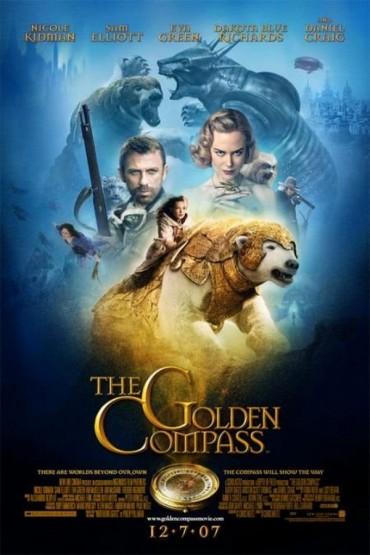 The Golden Compass Font