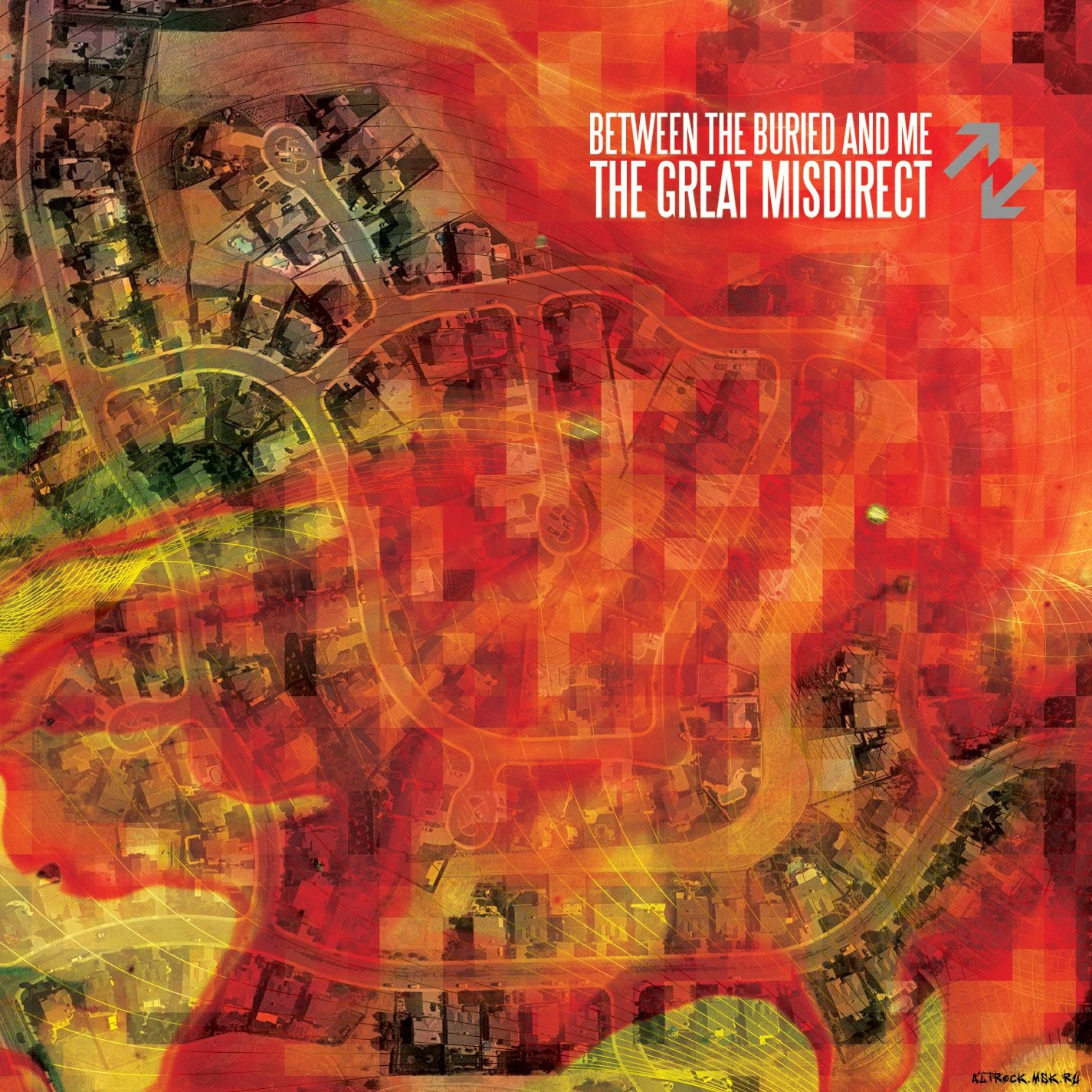 The Great Misdirect Between the Buried and Me ABLUM