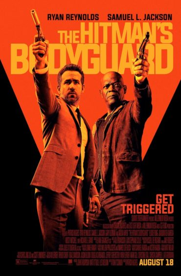 The Hitman's Bodyguard Font