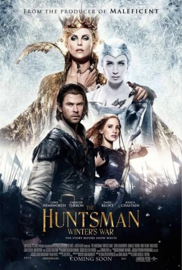 The Huntsman Winter's War Font
