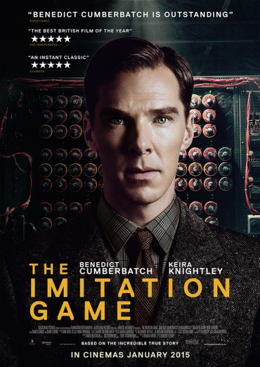 The Imitation Game Font