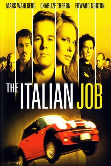 The Italian Job Font