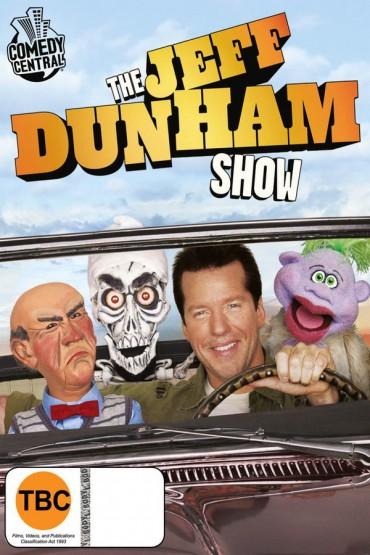 The Jeff Dunham Show Font