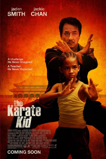 The Karate Kid Font