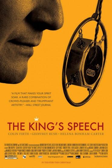 The King's Speech Font