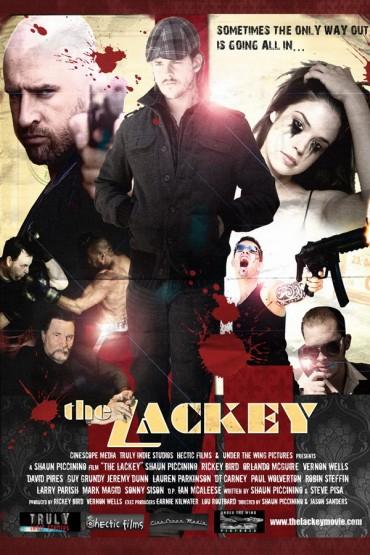 The Lackey Font
