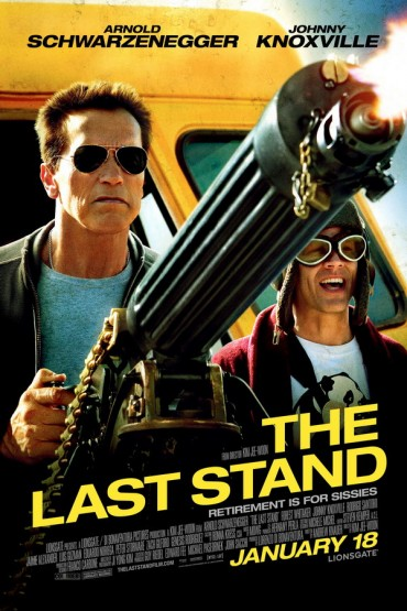 The Last Stand Font