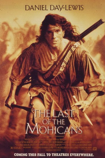 The Last of the Mohicans Font