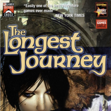 The Longest Journey Font