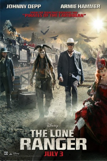 The Lone Ranger Font