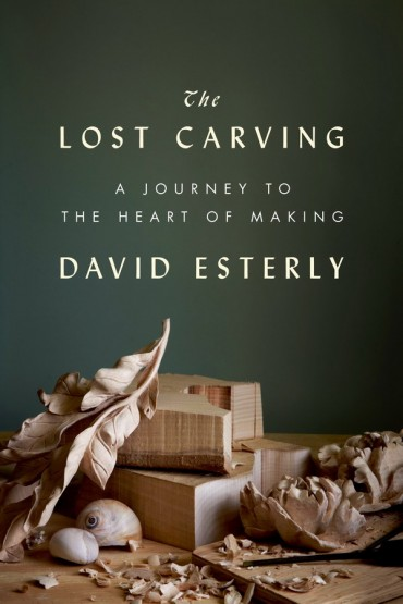 The Lost Carving Font