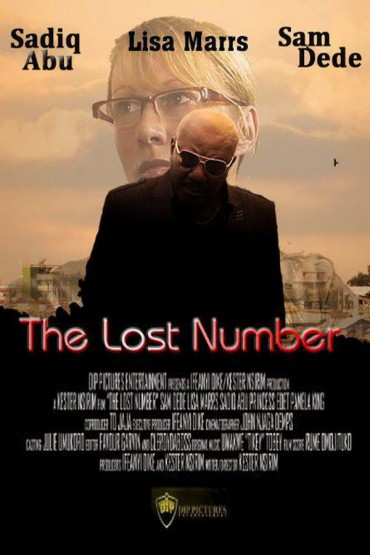 The Lost Number Font