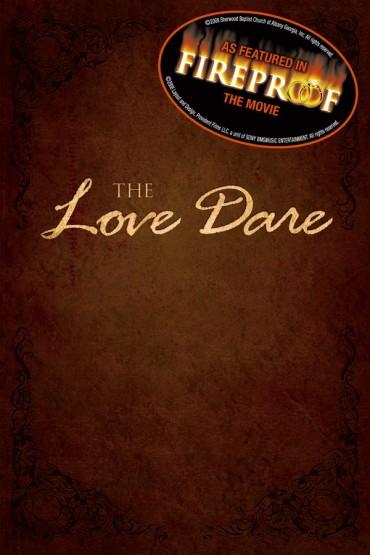 The Love Dare Font
