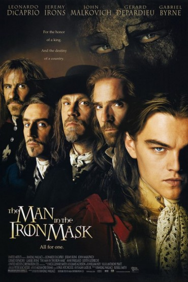 The Man in the Iron Mask Font