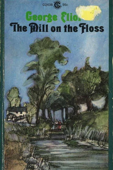 The Mill on the Floss Font