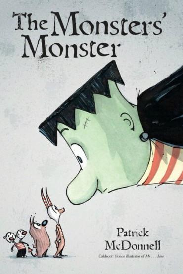 The Monsters' Monster Font