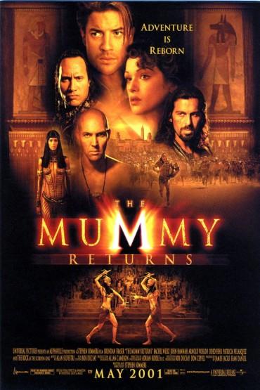 The Mummy Returns Font