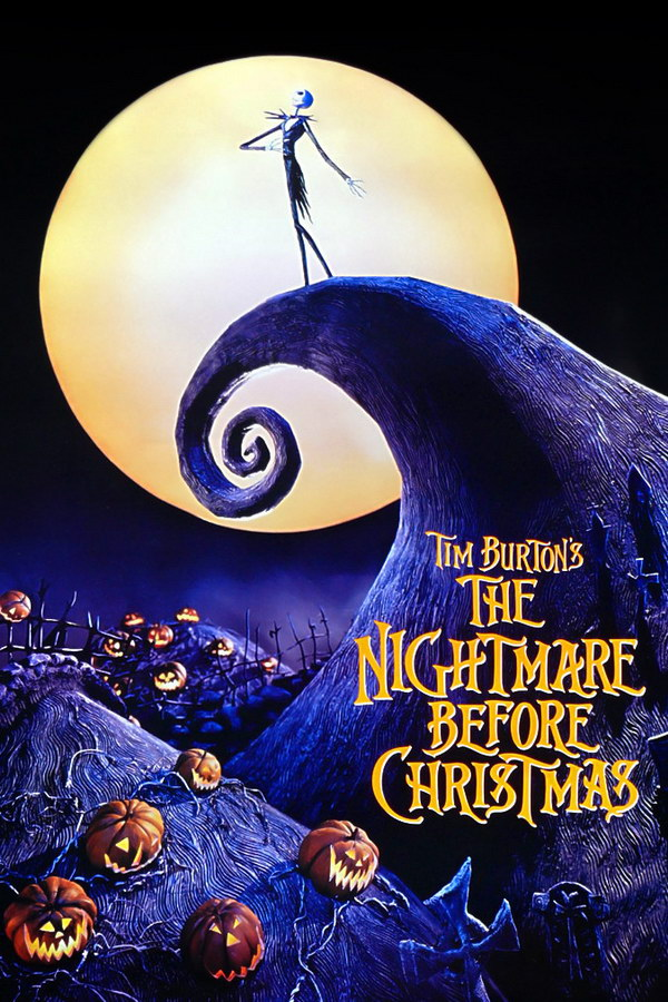 Nightmare Before Christmas Font - Font Generator