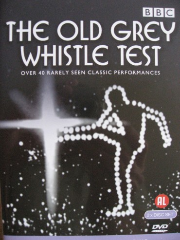 Old Grey Whistle Test Font