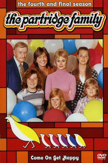 The Partridge Family Font
