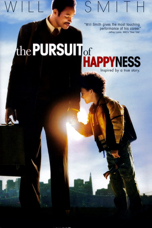 Happiness movie pursuit