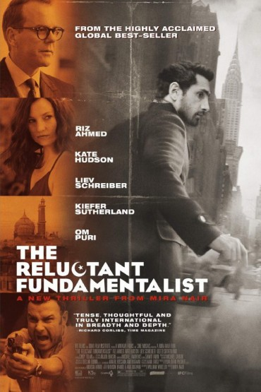 The Reluctant Fundamentalist Font