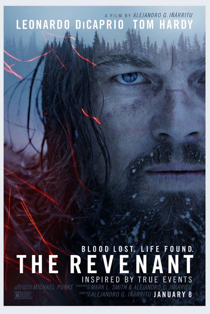 The Revenant FILM FONT