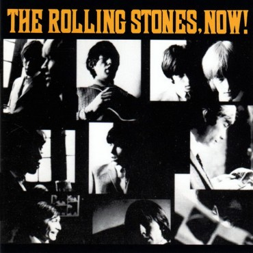 The Rolling Stones Now Font