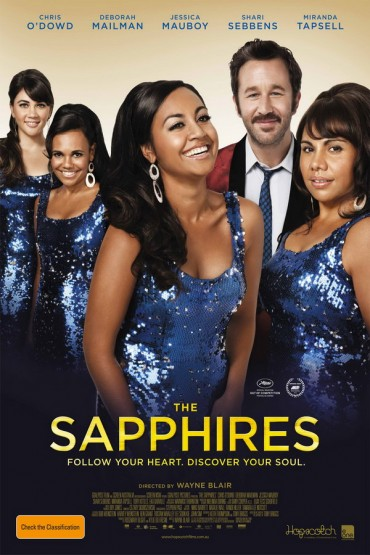 The Sapphires Font