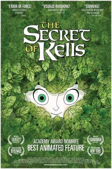 The Secret of Kells Font