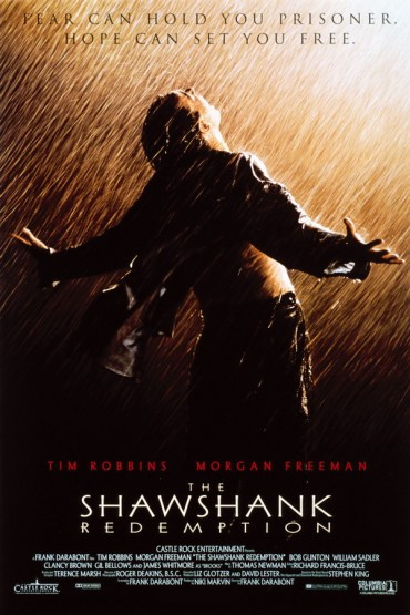 The Shawshank Redemption Font