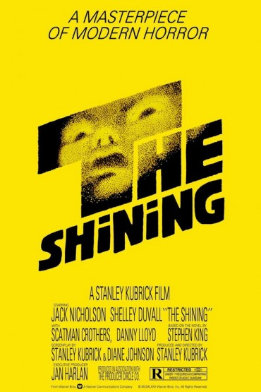 The Shining Font