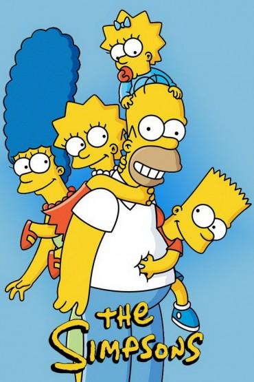 Simpsons-Schriftart