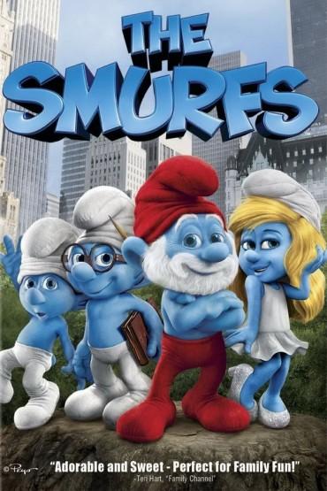 Smurfs Font