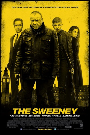 The Sweeney Font