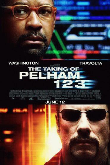 The Taking of Pelham 123 Font