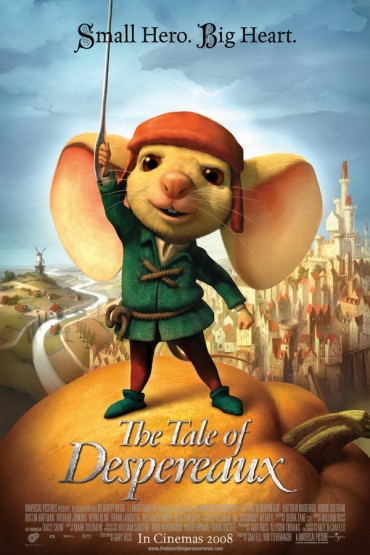 The Tale of Despereaux Font