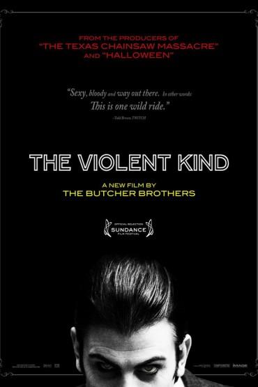The Violent Kind Font