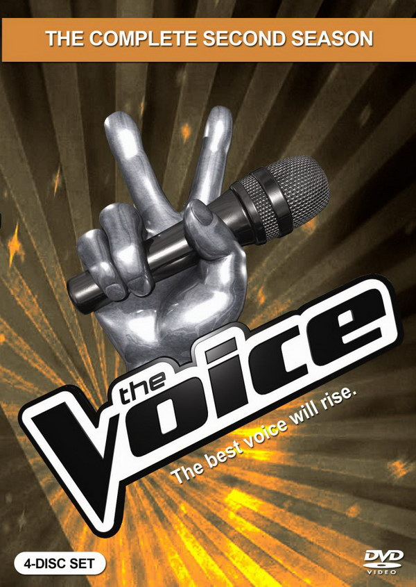 The Voice Font And The Voice Logo