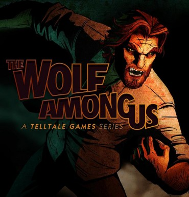 The Wolf Among Us Font