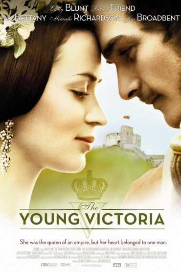 The Young Victoria Font