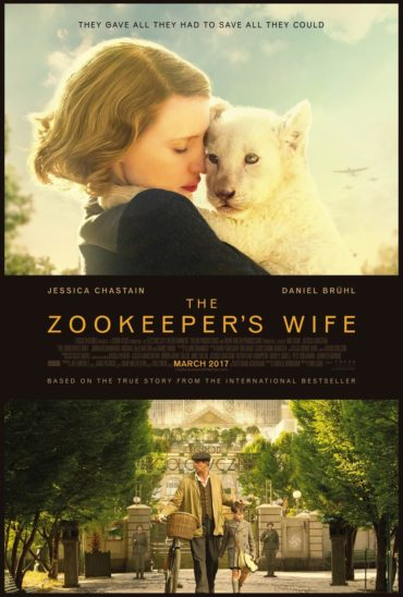 The Zookeeper's Wife Font