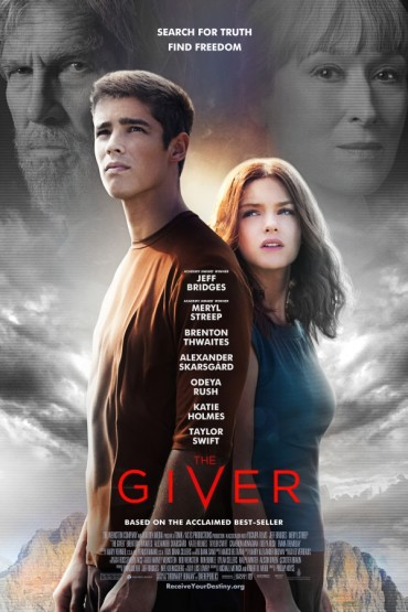 The Giver Font