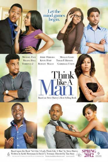 Think Like a Man Font