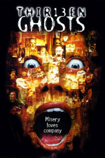 Thirteen Ghosts Font