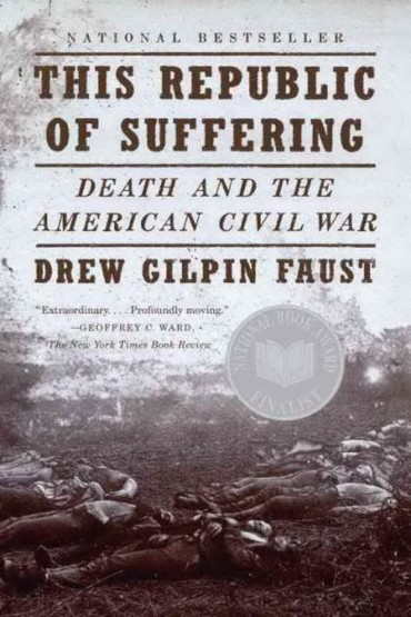 This Republic of Suffering Font