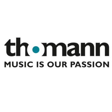 Thomann Logo Font
