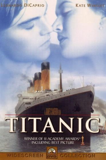 Titanic Font