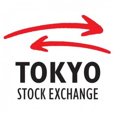 Tokyo Stock Exchange Font
